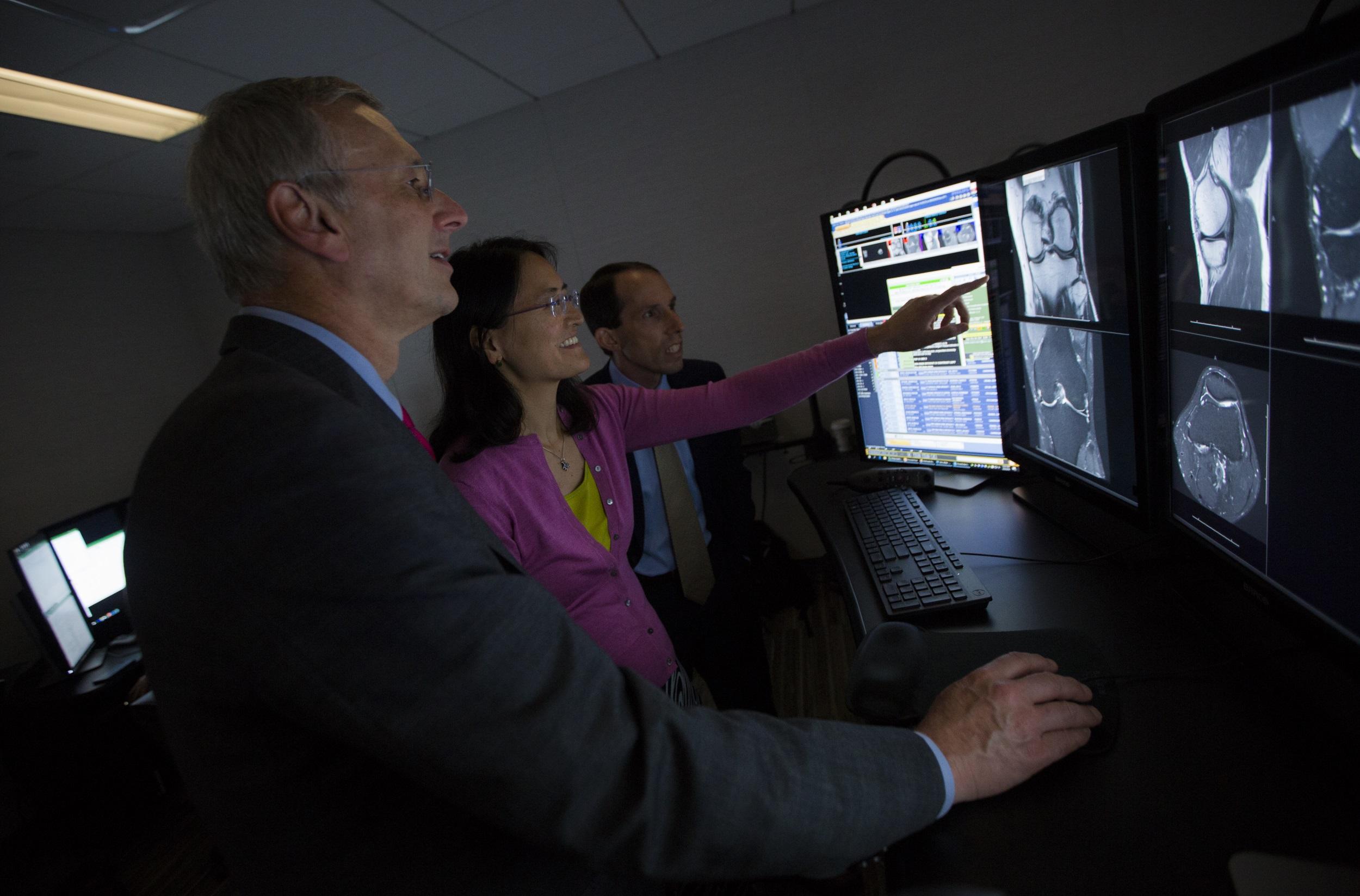Công nghệ cộng hưởng từ MRI