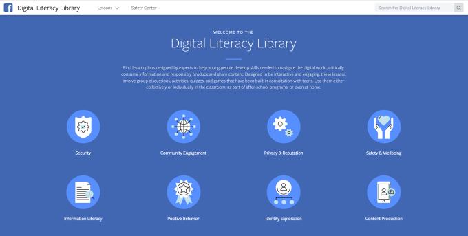 Thư viện kỹ thuật số trên facebook