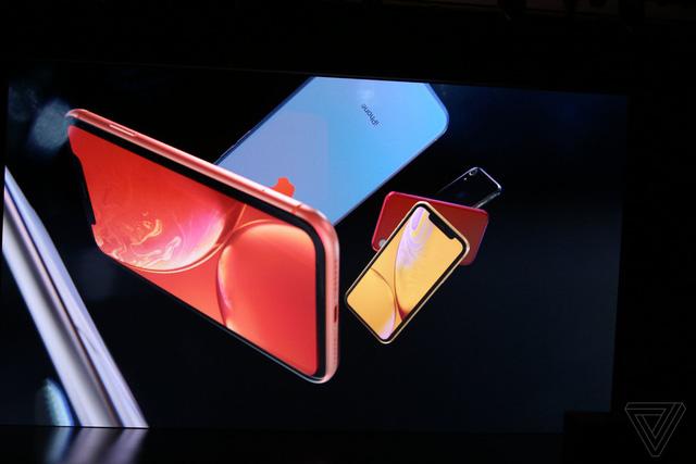 iphone đa màu sắc
