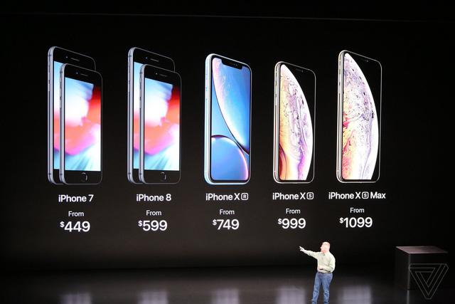 iphone mới