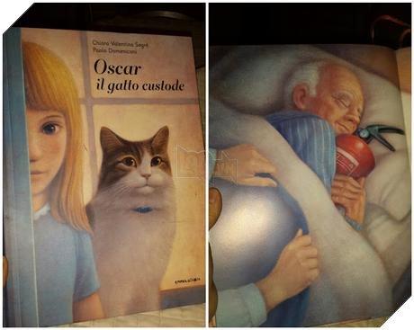 Chú mèo Oscar có khả năng báo tử