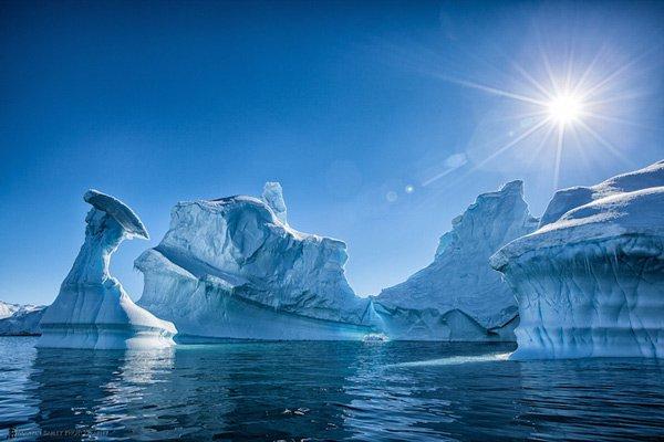 Những bí ẩn ma quái nhất vùng đất băng vĩnh cữu Nam cực