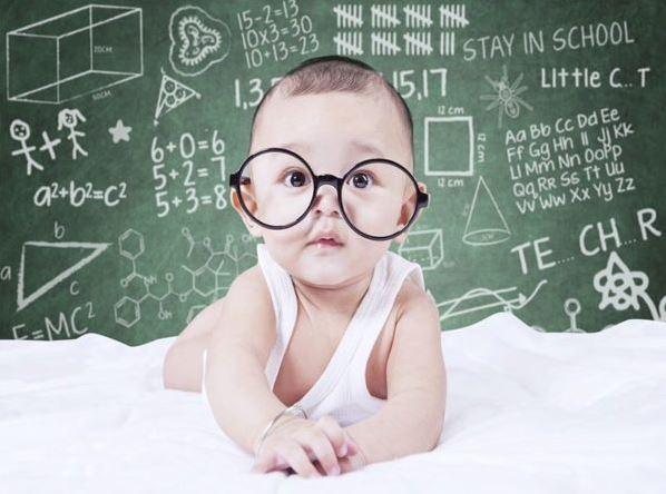 Giai đoạn từ sơ sinh đến 2 tuổi