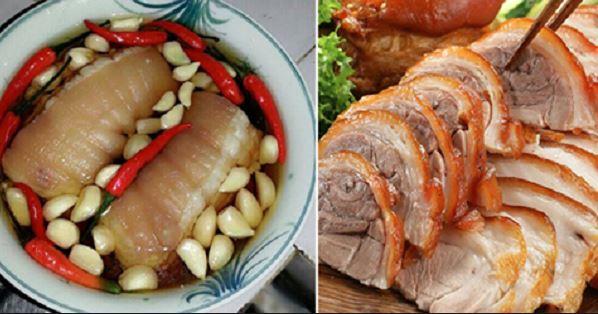 Những món ăn ngày Tết tại 3 miền Bắc - Trung - Nam