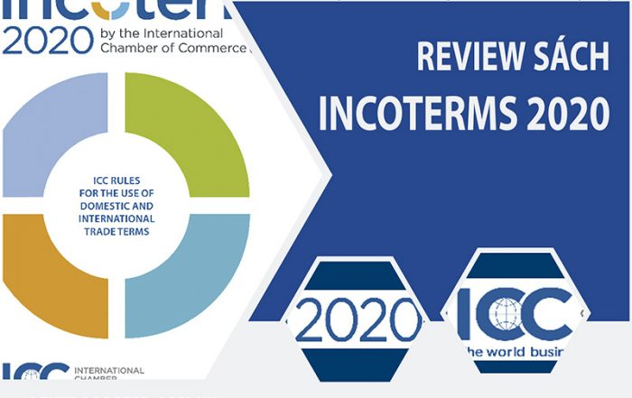 Review sách Incoterms 2020 song ngữ Việt Anh