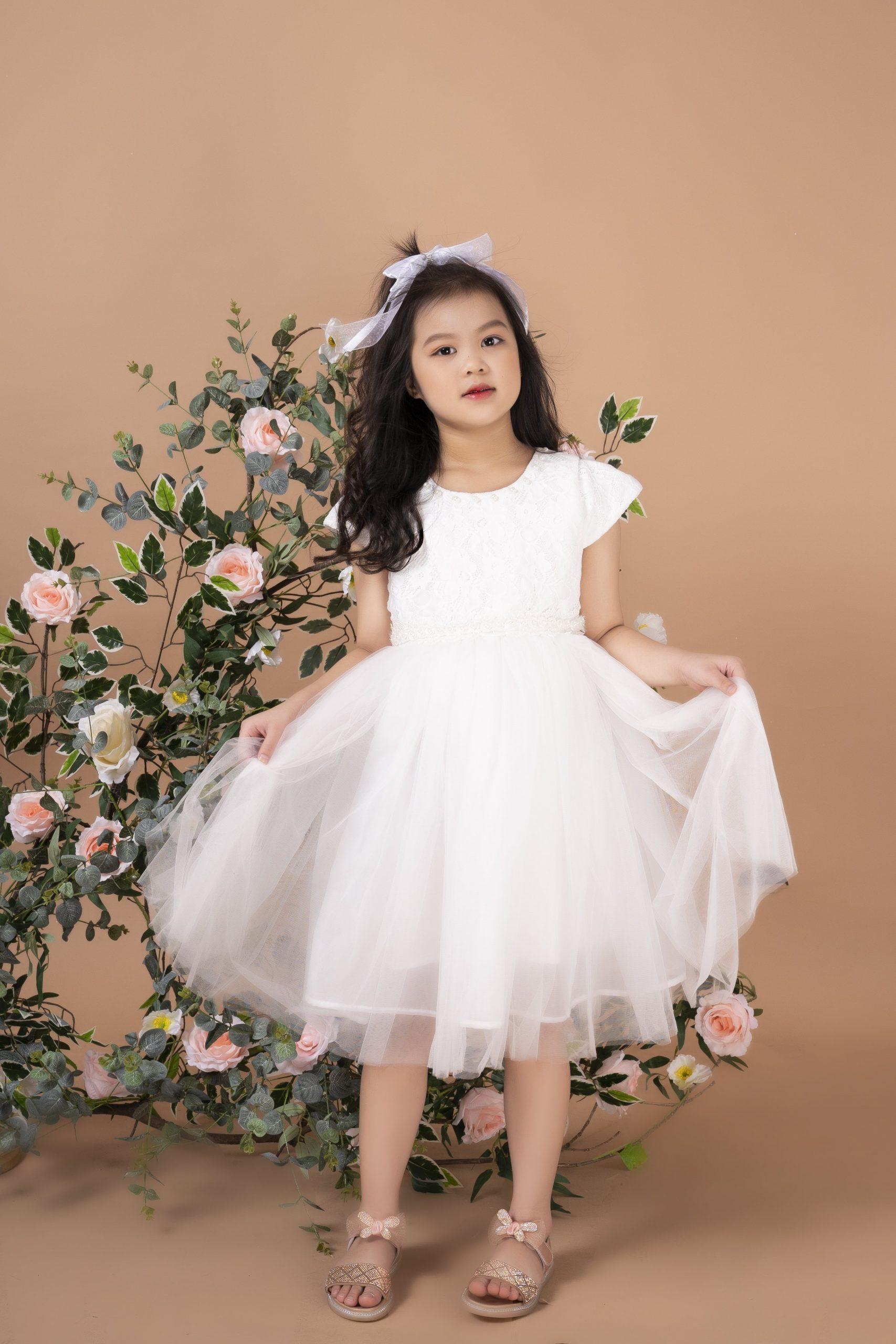 Váy công chúa Junee