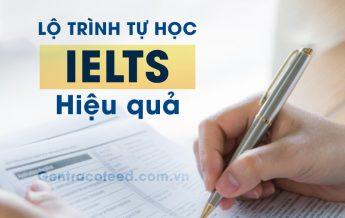 Lộ trình học IELTS hiệu quả