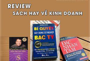 Review sách hay về kinh doanh