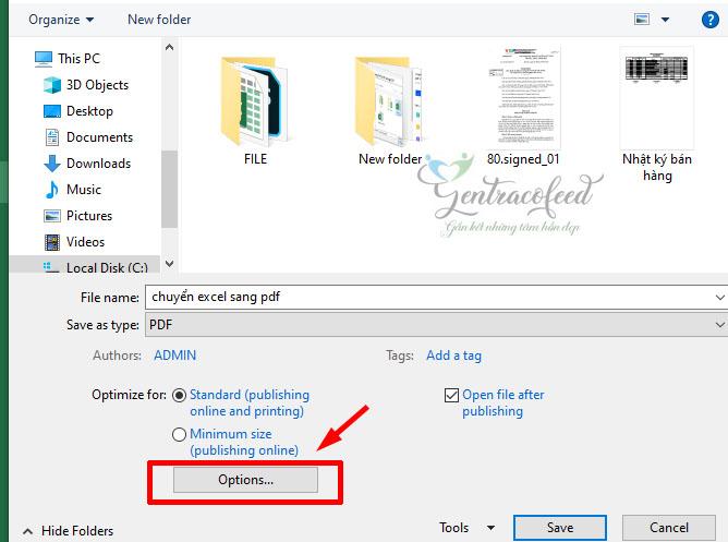 Cách đặt mật khẩu cho file PDF